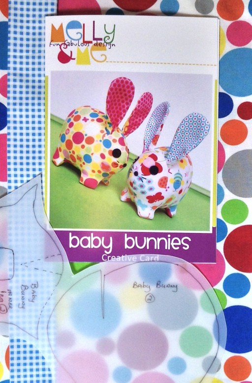 Baby Bunnies pattern by Melly and Me